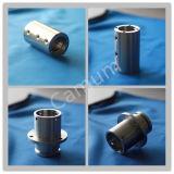 ステンレス鋼の機械精密CNCによって機械で造られる部品