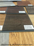 Plancher de vinyle de cliquetis de PVC de ménage de mode