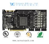 1-24 агрегат платы с печатным монтажом PCB слоя с UL