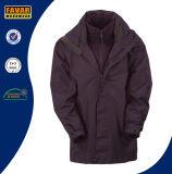 재킷 안쪽에 Removeable 온난한 양털을%s 가진 방수 쉘3 에서 1