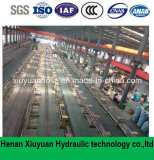 Boyau hydraulique de spirale de fil d'acier (ajustage de précision de pipe En856-4sp)