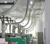 Централь пластичного зерна материальная подавая транспортирующ систему нагрузки