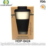 2016の生物分解性の再使用可能なタケファイバーのコーヒーカップ(HDP-0424)