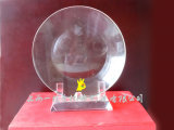 Medalha de cristal