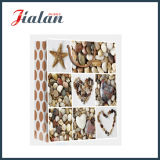 Glossy Laminated Art Paper Starfish Shopping Portrier Gift Bag Paper