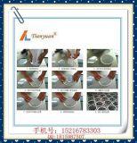 Sacchetto filtro della polvere del feltro pp del ago di stampa del polipropilene