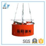 Rond Type van Elektrische Magnetische Separator voor het Ijzer van de Landloper