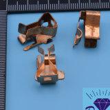 Gestempeltes Metallverbinder-feines löschenc$stempeln