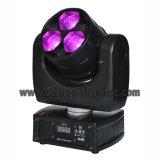 Beweglicher Hauptträger LED 3X15W RGBW 4in1
