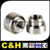 Части точности нержавеющей стали CNC SUS316/SUS304 поворачивая филируя