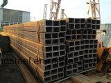 La pipe en acier en acier de la pipe Ss400 Q235 Sqaure de Gi a galvanisé