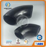 Accessori per tubi senza giunte del gomito del acciaio al carbonio di ASME B16.9 (KT0206)