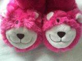 3つのカラー動物のヘッド赤ん坊靴(RY-SL16120)