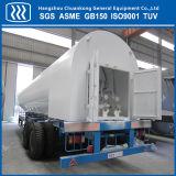 Capacidad 5m3-52m3 de líquidos criogénicos GNL Semirremolque / Cisterna Lar / Lin