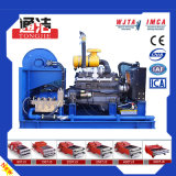 2500棒Diesel Engine Hydro Blasting Cleaner (200TJ3)