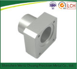 Peças de giro personalizadas fazendo à máquina da câmera da precisão parte de alumínio