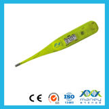 Digital-medizinischer transparenter Thermometer mit Cer genehmigte (MN-DT-01D)