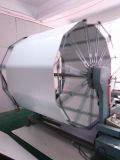 Cortador hidráulico de la tela de la máquina del corte del paño de Hg-A40t