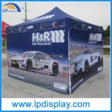 3X3m Aluminum Full Dye Sublimation Printing Exhibition Tent