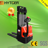 1.2ton Electric Power Double Lifting Pallet Stacker (ES12-12WAi)
