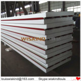 Metal Face EPS Sandwich Panel para Roof y Wall
