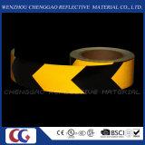 Pfeil-reflektierende Sicherheits-warnendes Band für Fußböden (C1300-AW)