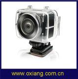 Appareil-photo imperméable à l'eau sous-marin 170 d'action de l'appareil-photo 30m de HD 1080P grand-angulaire