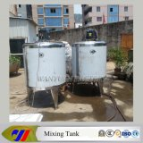 500L Double Motor High Shear Emulsification Tank