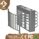 Cancello completo automatico del cancello girevole di altezza con riconoscimento del Facial del lettore di accesso