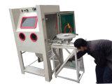 Draaischijf die de Kamer van de Machine met Draaischijf en Kar zandstralen