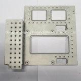 Kundenspezifische Laser-Ausschnitt-Blech-Herstellung und rostfreies Metallstempeln