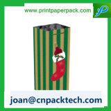 Brickshaped lamellierte farbenreichen Drucken-Papierbeutel