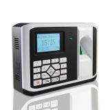 Sistema do controle de acesso da impressão digital com conexão prendida de Bell de porta (5000A)