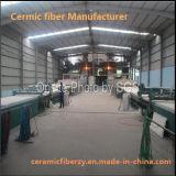 Manta refractaria de la fibra de cerámica