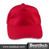 Chapeau de coton (rouge) (MZCT01R)