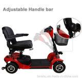 4 Rad-faltbarer Leistung-Mobilitäts-Roller