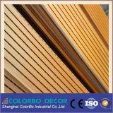 Pannello acustico di legno perforato della sala riunioni