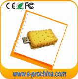 O alimento colorido dos desenhos animados Tg011 Abrir-Projeta a movimentação do flash do USB