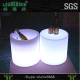 회전 성형 LED 가구