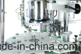 Máquina de relleno de la botella y que capsula embotelladoa en botella inyección automática