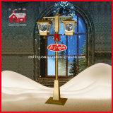 Gold Double Lamp Christmas Decoration Lamp für Indoor und Outdoor