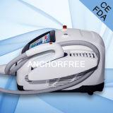 Ce professionale portatile della macchina di bellezza di ringiovanimento della pelle di rimozione dei capelli di Elight IPL+RF