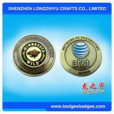 Monete commemorative su ordinazione del ricordo del bronzo dell'oggetto d'antiquariato della moneta con effetto 3D