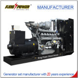 ISO Certificatonの1000kVAパーキンズの緊急の発電機