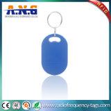 耐衝撃性125kHz RFID Keyfob Tk4100