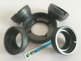 Zegelring van het Carbide van het Silicone van de Opbrengst van de fabriek de Ceramische