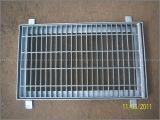 Mostra con gli accessori/struttura d'acciaio/d'acciaio grattare di sistema