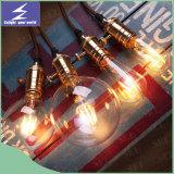 A60/A19 2700k 3000k 4000k 6500k Edison Heizfaden-Lampe der Kerze-Birnen-LED