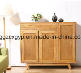 현대 가정 거실 가구 나무로 되는 단화 내각 Cx Sc09