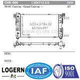 Radiateur en aluminium de véhicule pour la caravane de Chrysler/Caravan'96-00 grand chez Dpi : 1850